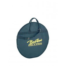 CYB-60-DL Boston cymbals bag, black nylon, 10 mm padded, with strap, 22""