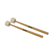 TM-3 Hayman timpani mallets, 371 mm. maple handle, pair, 50 mm. felt head