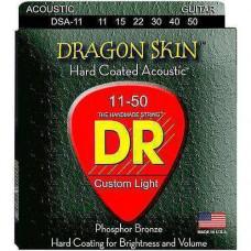 Snaren DR Dragon Skin DSA-11 11-50