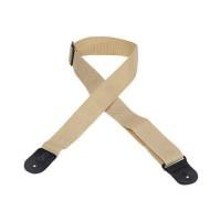 Levy's Gitaarband beige strap M8POLY-TAN