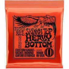 Snaren Ernie Ball skinny top 10-52