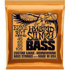 Snaren Ernie Ball Hybrid slinky 2833, 45-105