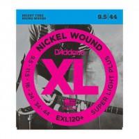 Snaren D'Addario EXL120+ 9.5-44