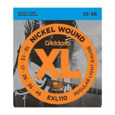 Snaren D'Addario EXL-110 10-46