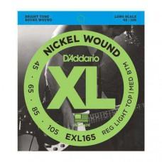 Set Bassnaren  D Addario  EXL165 45-105