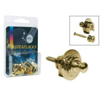 Boston strap locks Boston kleur gold (Boston - BEP-10-GD)