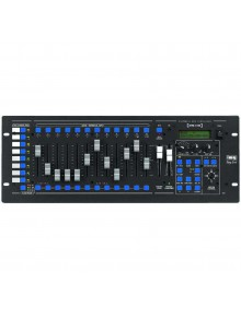 DMX-1440 - Professionele DMX-Controller 144ch 240scene 7200step