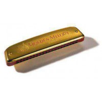 Hohner Mondharmonica Golden Melody C 2416/40