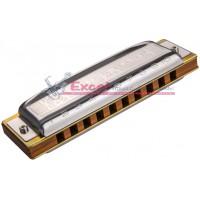 Mondharmonica blues harp MS D
