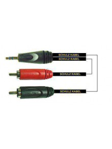 Kabel Schulz RCA-31 2m (audio)