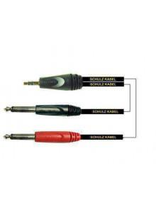 Kabel Schulz MS-3 3m (audio)