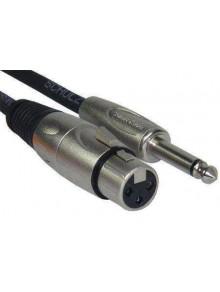 Kabel Schulz MIK-3 3m (Microfoon)
