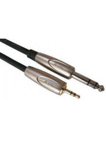 Audio Kabel STMX 3 st-Mini Jack -  st. Jack