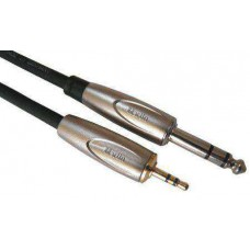 Audio Kabel STMX 3 st-Mini Jack -  st. Jack