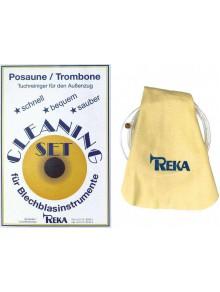 Reinigingsset Reka Trombone