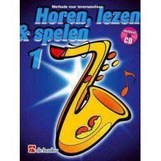 Horen Lezen & Spelen 1 tenorsaxofoon