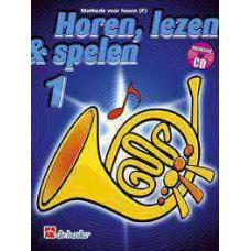Horen Lezen & Spelen 1 hoorn (F)