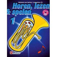 Horen Lezen & Spelen 1 bariton / euphonium TC