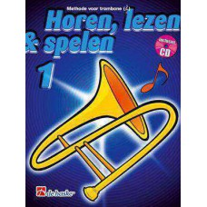 Horen Lezen & Spelen 1 trombone TC
