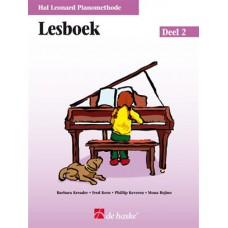 Hal Leonard Pianomethode Lesboek 2
