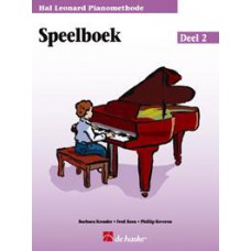 Hal Leonard Pianomethode Speelboek 2