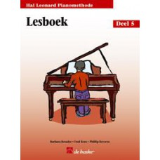Hal Leonard Pianomethode Lesboek 5