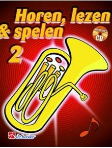 Horen Lezen & Spelen 2 bariton / euphonium TC