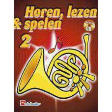 Horen Lezen & Spelen 2 hoorn (F)