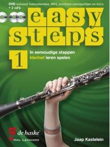 Easy Steps 1 klarinet