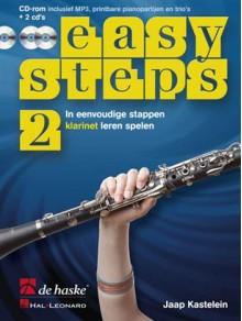 Easy Steps 2 klarinet