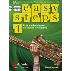 Easy Steps 1 Altsaxofoon