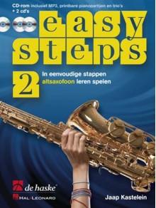 Easy Steps 2 altsaxofoon