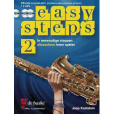 Easy Steps 2 altsaxofoon
