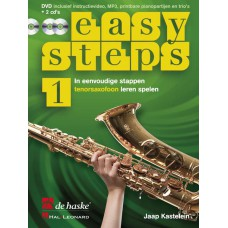 Easy Steps 1 Tenorsax