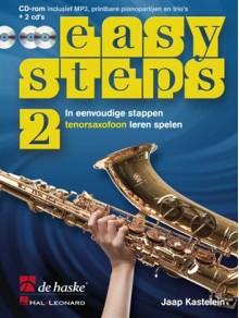 Easy Steps 2 tenorsaxofoon