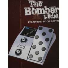 Morpheus The Bomber Pedal  polytphonic pitch shifter