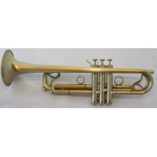 Trompet Excalibur mat gelakt L054