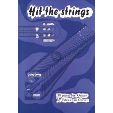 Hit the strings