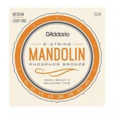 Snaren D'Addario EJ74 mandoline 11-40