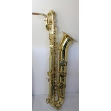 baritonsaxofoon  A&S  ABS-110  incl. koffer