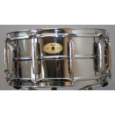 "Snaredrum Pearl Sensitone Steel  14"" Custom Alloy"