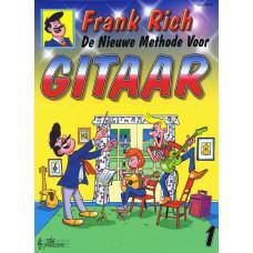 De nieuwe methode voor gitaar 1 Frank Rich
