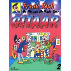 De nieuwe methode voor gitaar 2 Frank Rich