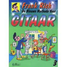 De nieuwe methode voor gitaar 3 Frank Rich